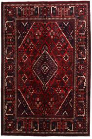 Meimeh Vloerkleed 196X296 Echt Oosters Handgeknoopt Donkerbruin/Donkerrood (Wol, Perzië/Iran)