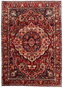 Bakhtiar Vloerkleed 217X310 Echt Oosters Handgeknoopt Donkerrood (Wol, Perzië/Iran)