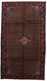 Koliai Vloerkleed 150X270 Echt Oosters Handgeknoopt Donkerbruin/Donkerrood (Wol, Perzië/Iran)