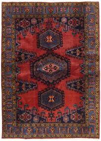 Wiss Patina Vloerkleed 173X239 Echt Oosters Handgeknoopt Donkerrood/Zwart (Wol, Perzië/Iran)
