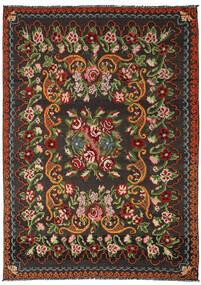Rozenkelim Moldavia Vloerkleed 191X282 Echt Oosters Handgeweven Zwart/Donkergroen (Wol, Moldavië)
