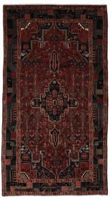 Koliai Vloerkleed 153X298 Echt Oosters Handgeknoopt Tapijtloper Zwart (Wol, Perzië/Iran)