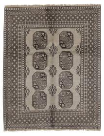 Afghan Vloerkleed 155X191 Echt Oosters Handgeknoopt Donkergrijs/Zwart (Wol, Afghanistan)