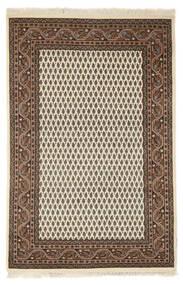 Mir Indiaas Vloerkleed 120X184 Echt Oosters Handgeknoopt Donkerbruin/Zwart (Wol, India)