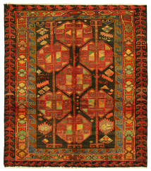 Lori Vloerkleed 172X195 Echt Oosters Handgeknoopt (Wol, Perzië/Iran)