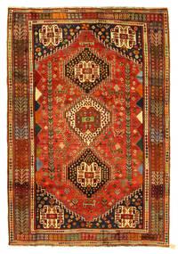 Ghashghai Vloerkleed 182X270 Echt Oosters Handgeknoopt (Wol, Perzië/Iran)