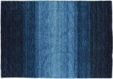 Gabbeh Rainbow - Blauw