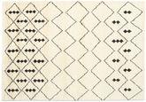 Berber Indiaas - Off-Wit / Zwart